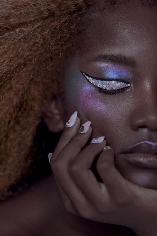 Iza (Foto: Mar+Vin/Arquivo Glamour)
