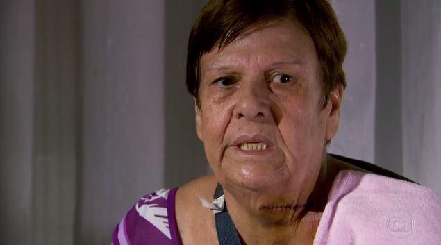 Idosa que sobreviveu a ataque na Catedral de Campinas diz que filho morto a protegeu: 'Caiu por cima de mim'  - Noticias