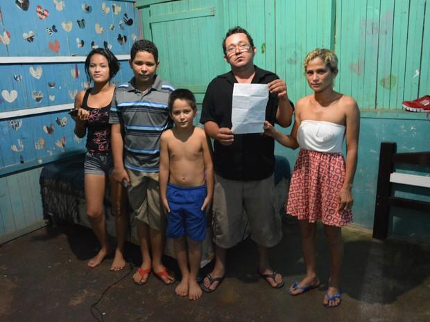 Adolescente de 13 anos foge de casa em Rondônia (Foto: Matheus Henrique/G1)