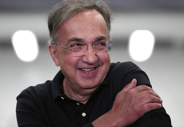 Sergio Marchionne, ex-CEO da Fiat morreu em Zurique, aos 66 anos de idade (Foto: Bill Pugliano / Getty Images)