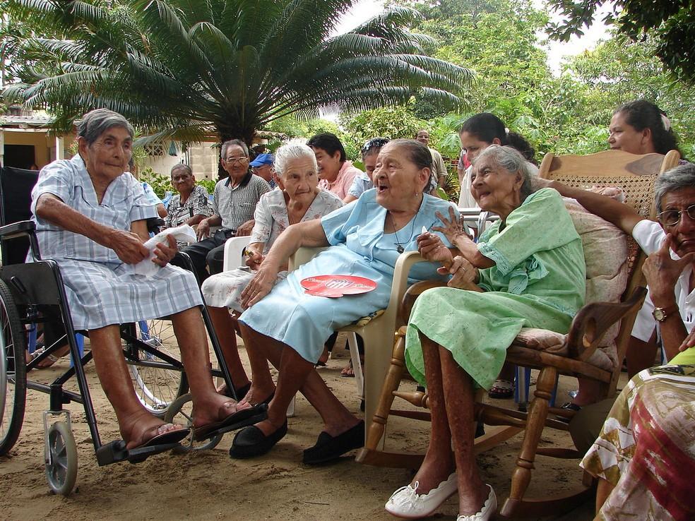 Preconceito afeta saúde dos idosos: estudo levou em conta dados de 7 milhões de pessoas em 45 países — Foto:  https://commons.wikimedia.org/w/index.php?curid=2846924