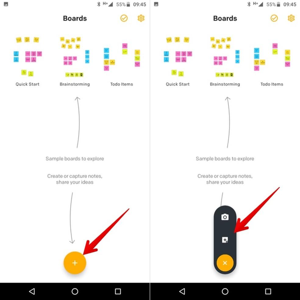 Como fazer download de Post-it e usar o app no Android e iPhone