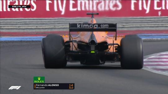 """Alonso explica nova mensagem irônica no rádio: """"Equipe estava otimista demais"""""""