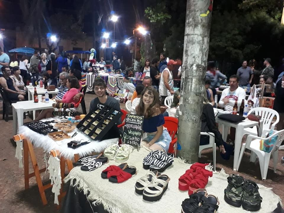Feira do Pôr do Sol reúne 40 expositores neste domingo em Araraquara  - Notícias - Plantão Diário