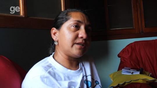 'Sou especial pois tenho um filho especial', diz mãe de paratleta em RO