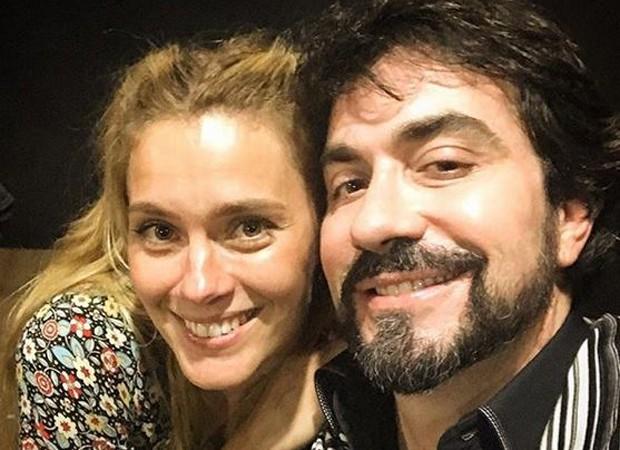 Padre Fábio de Melo faz homenagem a Carol Dieckmann  (Foto: Reprodução/Instagram)