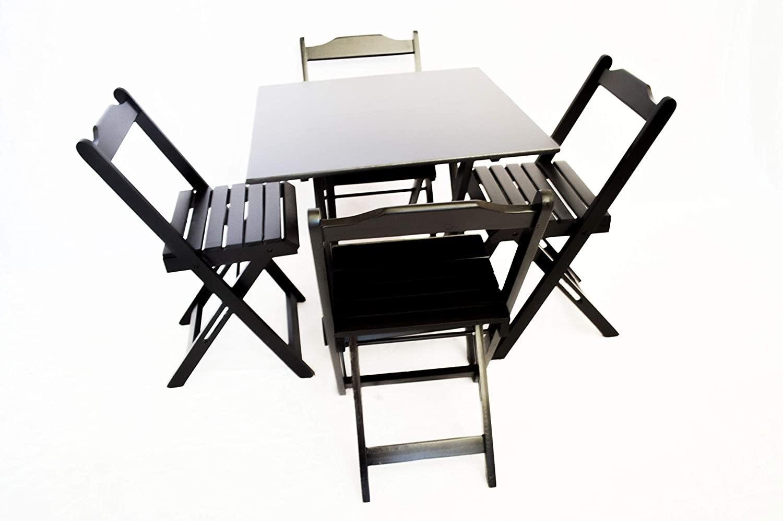 Conjunto de mesa bistrô (Foto: Reprodução/Amazon)