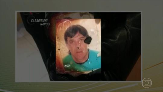 Mafioso foragido há 15 anos é preso na Itália