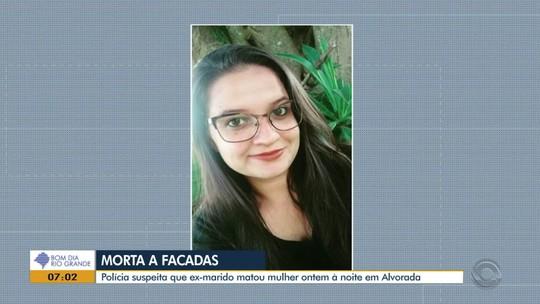 Mulher é morta a facadas após ter casa invadida em Alvorada; ex-marido é suspeito