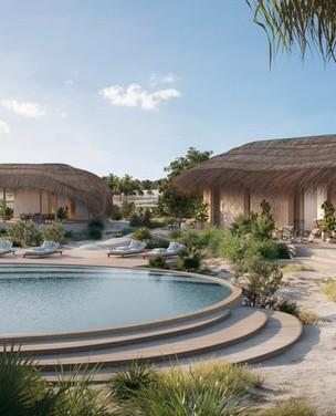 Resort é construído com impressão 3D