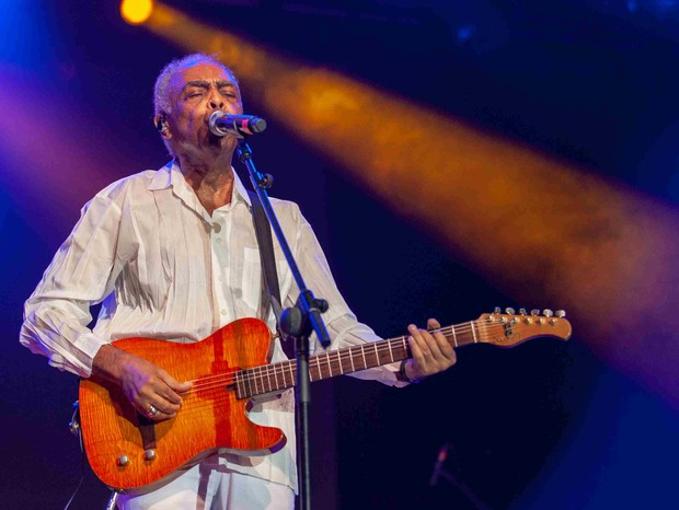 Gilberto Gil (Foto: Getty Images)