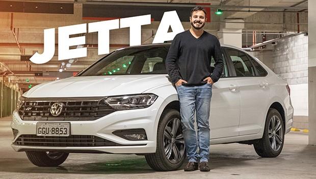 Vídeo: Volkswagen Jetta (Foto: Autoesporte)