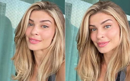Grazi Massafera Publica Sequencia De Selfies E Angelica Brinca Feia Ne Quem Quem News