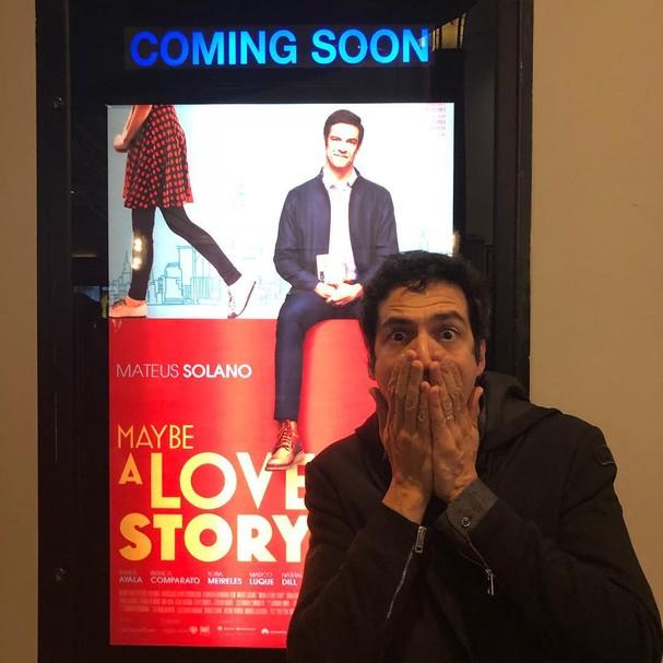 Premiere em Los Angeles (Foto: Reprodução / Instagram)
