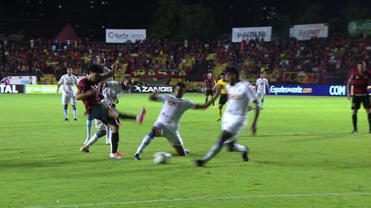Sport 2 x 0 São Bento: veja os melhores momentos