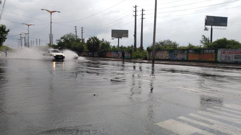 Ceará tem chuvas de até 120 milímetros; chove em mais de 130 ...