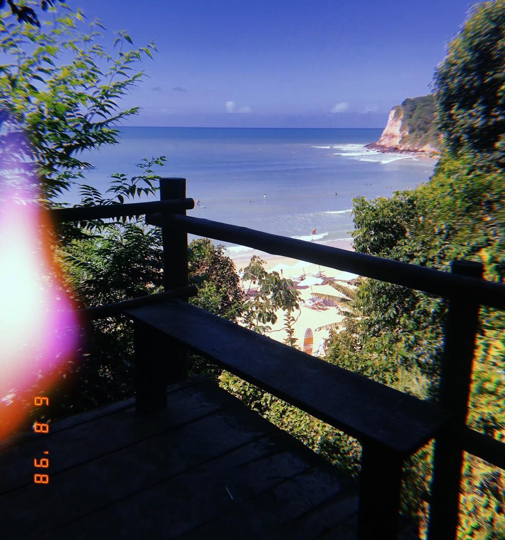 HujiCam aplica efeitos de fotos analógica no celular — Foto: Reprodução/Rodrigo Fernandes