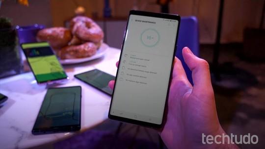 Galaxy Note 9 traz bateria melhorada; veja preço de lançamento