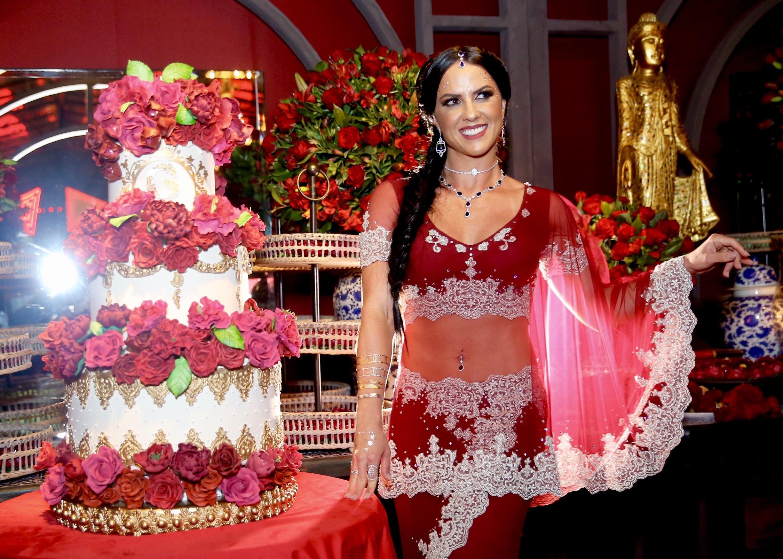 Graciele Lacerda (Foto: Manuela Scarpa/Brazil News)