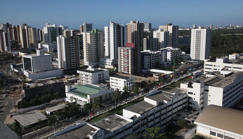 Bairro Renascença faz parte da região nobre da capital maranhense — Foto: De Jesus / O Estado
