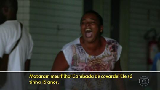 Moradores do Jacarezinho, no Rio, sofrem com mais um confronto entre policiais e bandidos
