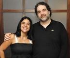 Izabel de Oliveira e Filipe Miguez: autores preparam novela para as 19h   TV Globo