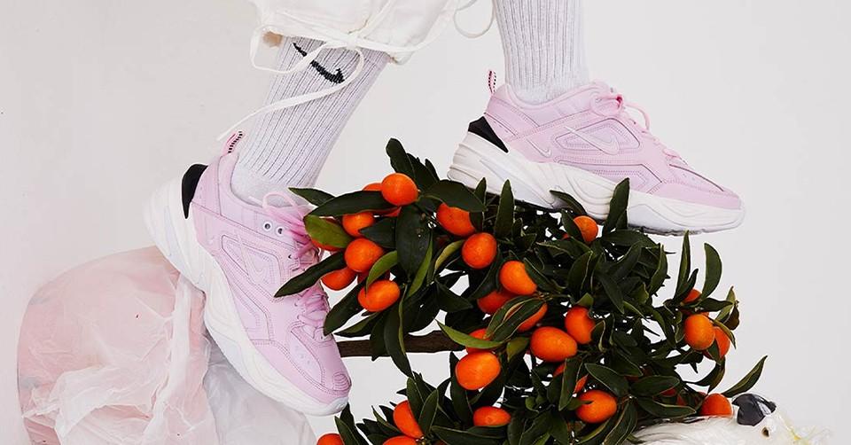 O Nike M2K Tekno na versão rosa pode ser exatamente o que sua mãe procura (Foto: Divulgação)