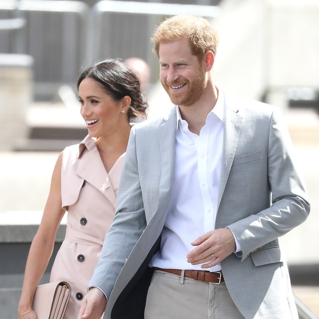 Príncipe Harry e Meghan Markle (Foto: Getty)