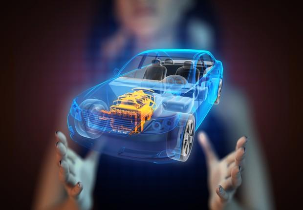 Engenheiro de holograma é uma das profissões que podem surgir no futuro próximo (Foto: Deposit Photos)