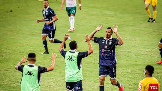Remo vence o Manaus e garante vaga na segunda fase
