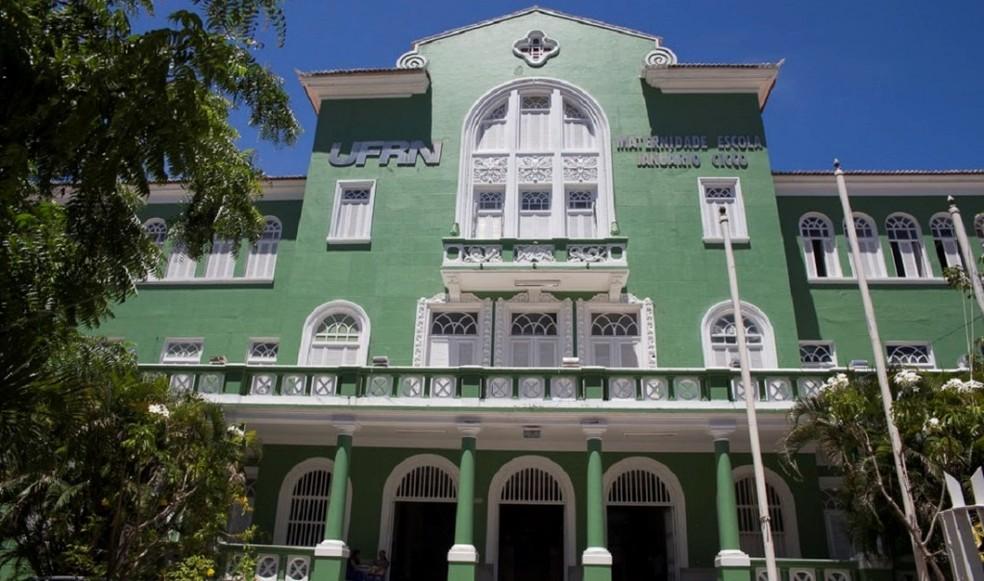 Maternidade Escola Januário Cicco  — Foto: Ebserh