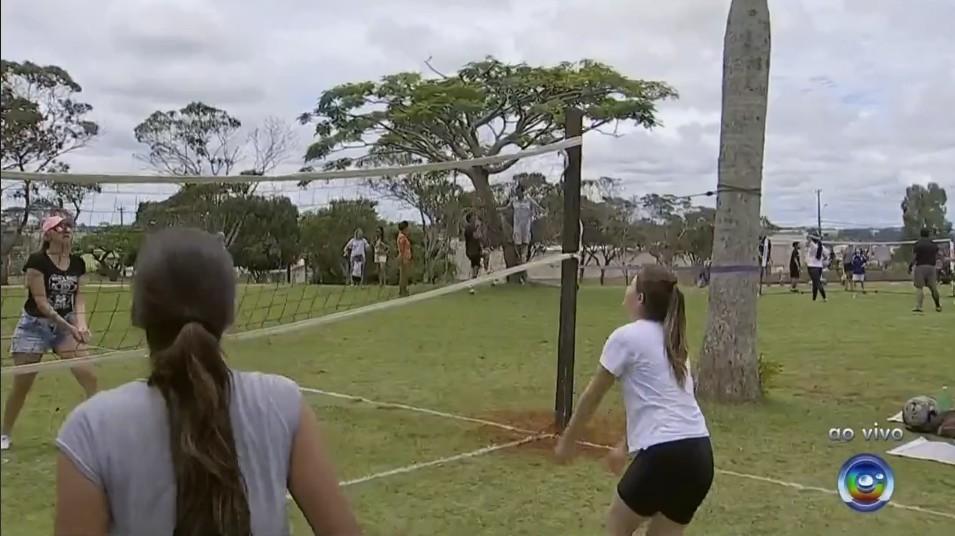 'Domingo no Parque' acontece na Vila Belo Horizonte em Itapetininga