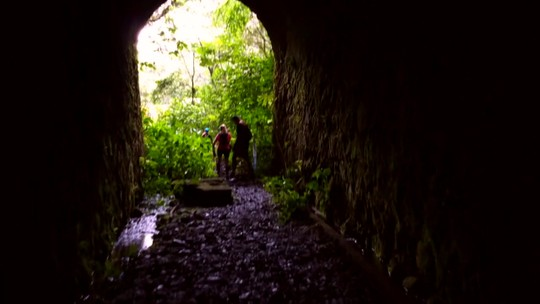 Parque Estadual Pico do Marumbi tem corrida desafiadora e recheada de história