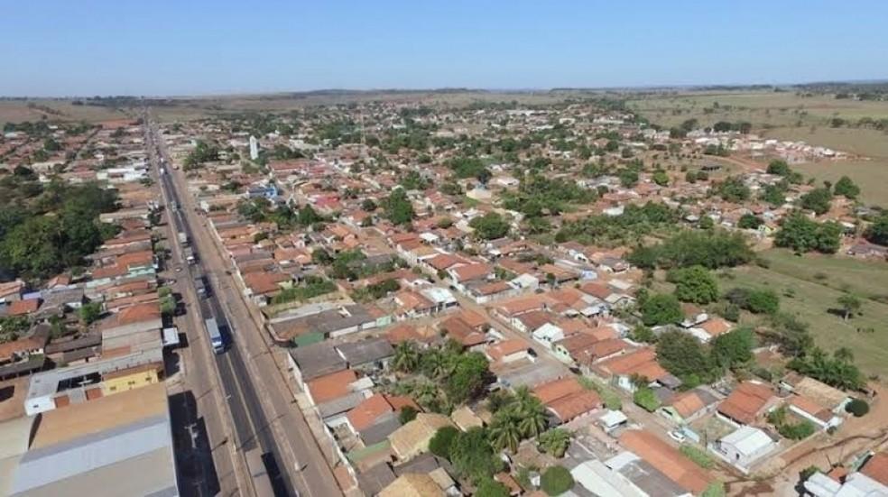 Juscimeira tem pouco mais de 11 mil habitantes — Foto: Prefeitura de Juscimeira/Divulgação