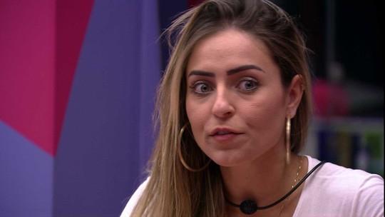 Paula fala sobre Rodrigo e Gabriela: 'Eu quero os dois fora'