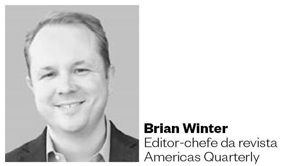 Brian Winter (Foto: Arquivo pessoal)