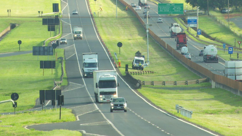 Oferta de frete rodoviário caiu 25% em um mês, diz plataforma de transporte de cargas