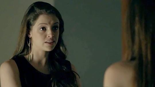 Angel e Giovanna batem boca; veja o teaser!