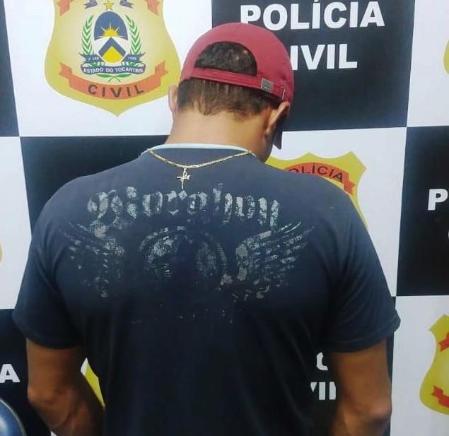 Suspeito de atingir boca de mulher durante tiroteio é preso em Paraíso do Tocantins - Notícias - Plantão Diário