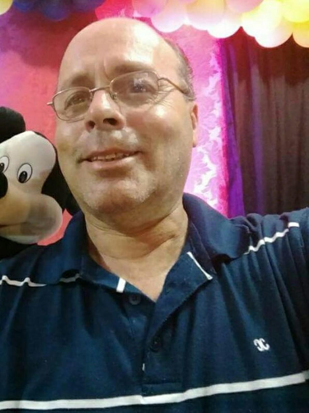 Francisco Fonseca Neto, conhecido como Humorista Fonsequinha, também trabalhava como motorista e foi uma das vítimas do duplo homicídio. (Foto: Foto: Arquivo Pessoal)