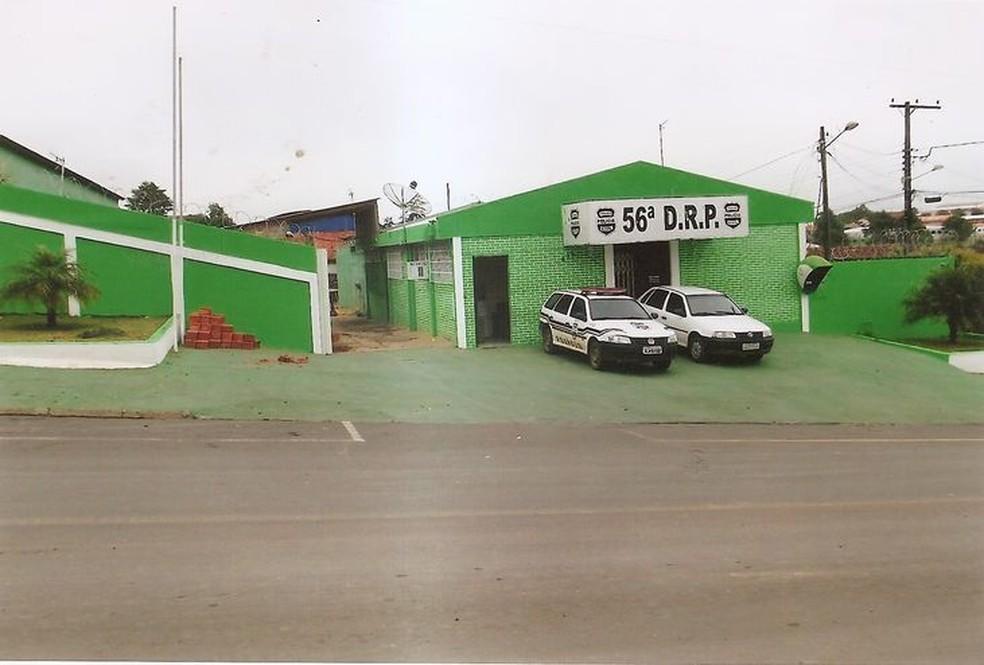 Dois dos quatro presos que fugiram foram recuperados pela Polícia Militar — Foto: Divulgação/Polícia Civil