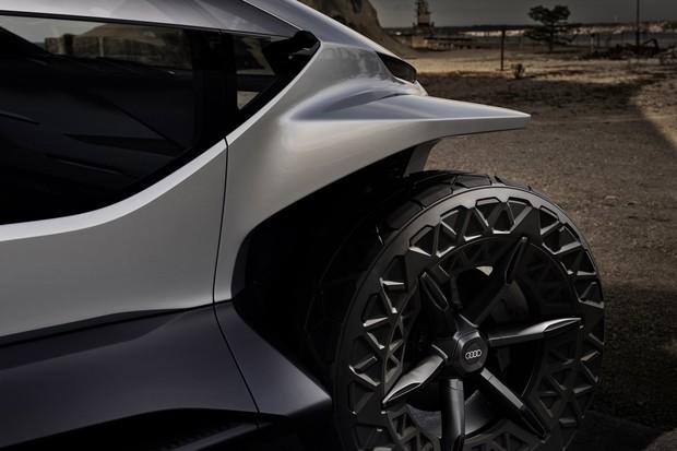 Audi AI:TRAIL quattro (Foto: Divulgação)