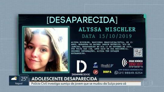 Polícia Civil investiga desaparecimento de jovem que se mudou da Suíça para o Brasil