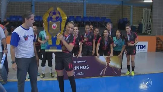 Bauru vence Jundiaí e ganha a Copa dos Campeões da TV TEM pela primeira vez