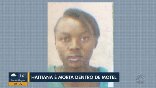 'Espero justiça', diz marido de haitiana encontrada morta em quarto de motel em Gravataí