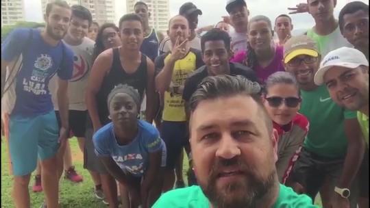 """Finalistas do """"Atleta da Galera"""" do Prêmio Paralímpicos fazem campanha por votos"""