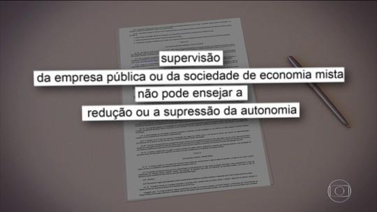 Peças de propaganda de estatais não terão de ser submetidas à Presidência, diz Planalto