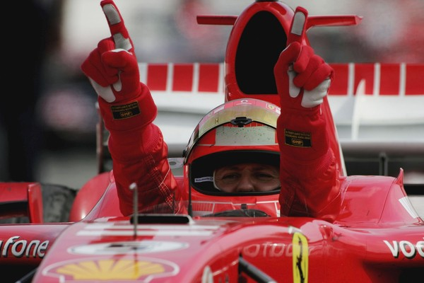 O ex-piloto de Fórmula 1 Michael Shumacher (Foto: Getty Images)