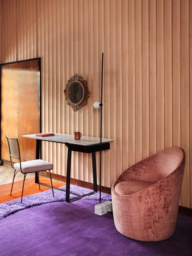 Aprenda a decorar a casa como faziam os modernistas (Foto: Ilana Bessler)