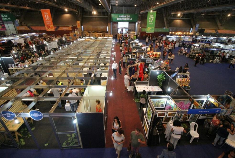 19ª Fenearte ocorre no Centro de Convenções de Pernambuco, em Olinda, até 15 de julho (Foto: Marlon Costa/Pernambuco Press)
